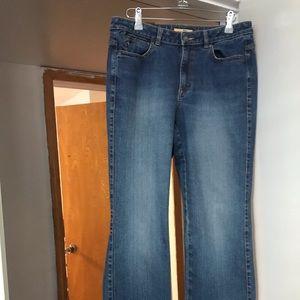 Women's size 6 Aura jeans